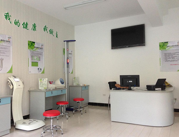 湖南岳阳市平江社区健康小屋
