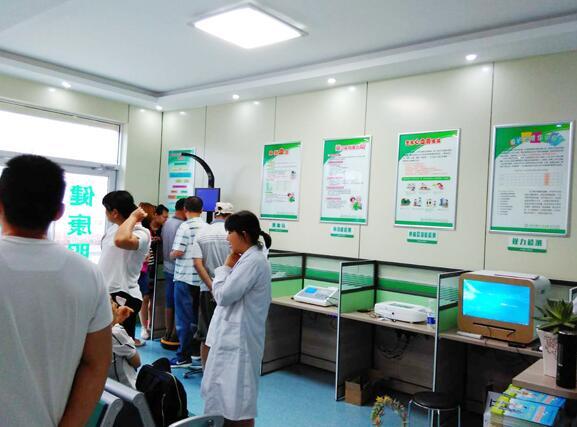 健康小屋是现代医学发展的方向